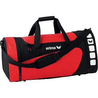 Erima 723331-Unisex volwassen Sporttas-nieuwe Royal/zwart-L