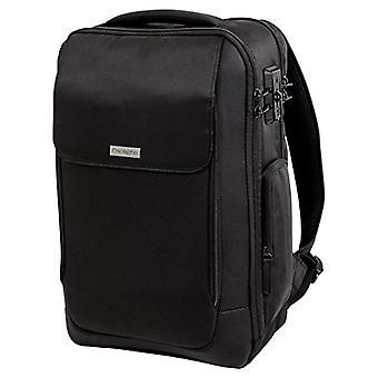 Kensington-SecureTrek Laptop Backpack - TSA-approved notebook backpack of 15 'with anti-theft system (K98617WW) - Black