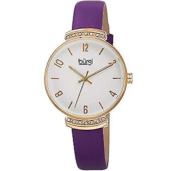 Burgi Clock Woman Ref. BUR254PU, MAY