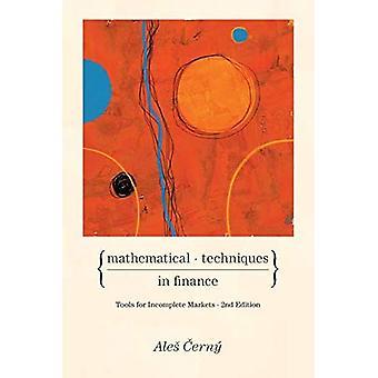 Mathematische Techniken im Bereich Finanzen: Tools für unvollständige Märkte (zweite Ausgabe)