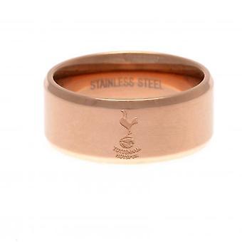 טוטנהאם הוטספר רוז מצופה זהב טבעת קטנה