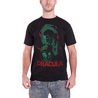 Plan 9 Dracula Luna Official Mens New Black T Shirt