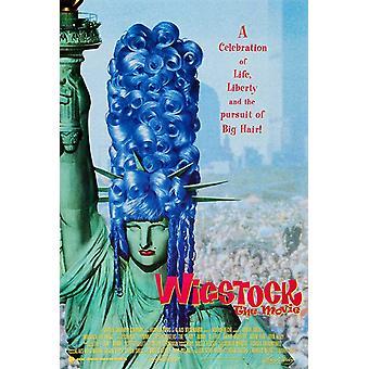 Wigstock The Movie Original Cinema Poster