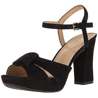 Naturalizer mujeres Adelle cuero Open Toe tobillo Casual sandalias