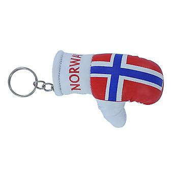 Cle Cles Key Norway Flag Norway Glove Boxing Glove Norway