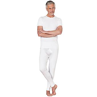 Jockey Mens Jockey Thermal Kurzarm-T-Shirt