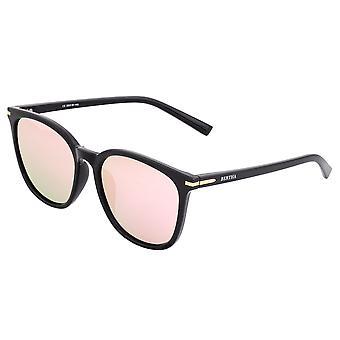 Bertha Piper gepolariseerde zonnebril-zwart/roze
