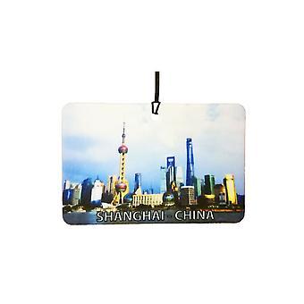 Shanghai - China auto luchtverfrisser