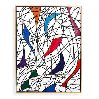 Organised Confusion Framed Print