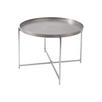 Libra Furniture Tray Style Iron Coffee Table