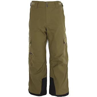 Planches Good Times Insulated Pant - Army Green
