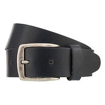 Teal Belt Men's Belt Leather Belt Jeans Belt Blue 8342