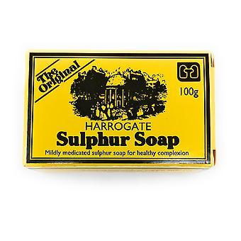 Harrogate Sulphur Soap 100g