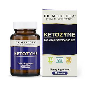 Ketozyme (30 kapslí) - Dr. Mercola