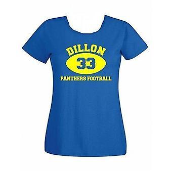 T-shirt des panthères de dillon femmes