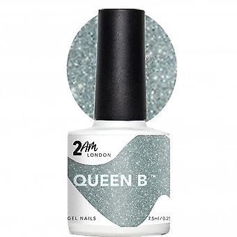 2AM London Positive Vibes 2019 LED/UV Gel Polish Collection - Queen B 7.5ml (2W1904)