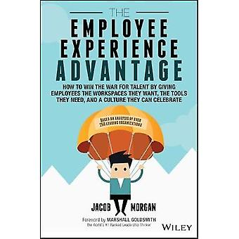 Employee Experience Advantage by Jacob Morgan