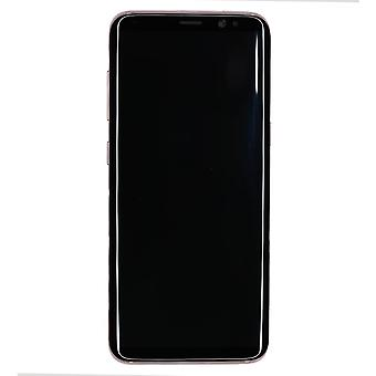 Genuine Pink Samsung Galaxy S8 LCD Screen Assembly | iParts4U