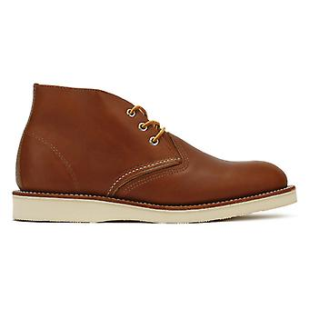 Red Wing Shoes Mens Oro-iginal Work Chukka Boots