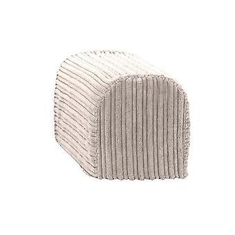 Suuri koko Mink Jumbo johto ARM korkki tuoli suojus suojuksen Slipcover sohva