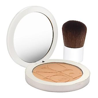 Christian dior diorskin nude air powder with kabuki brush 040 honey beige