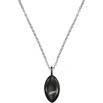 All Blacks Jewelry necklace and pendant 682110 -