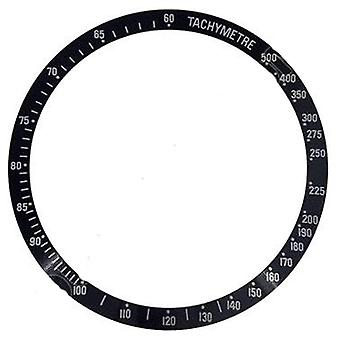 Watch bezel insert made by w&cp to fit omega 082su1589  Ø36.50mm