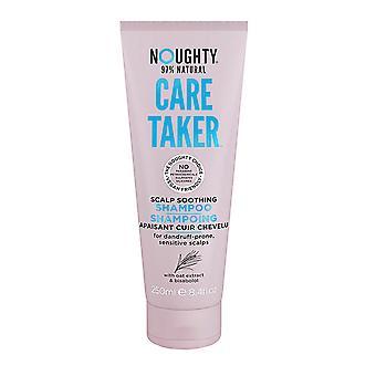 Noughty Care Taker Shampoo Scalp Lenitivo 250ml per Dandruff Sensitive Scalps