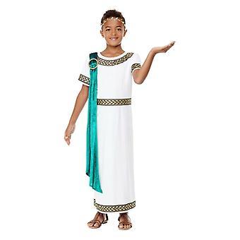 Boys Roman Empire Emperor Fancy Dress Costume