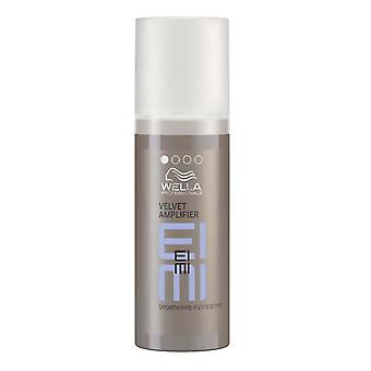 Wella EIMI Hair Velvet Amplifier Styling Foundation 50ml Maintenez le niveau 1 lisse