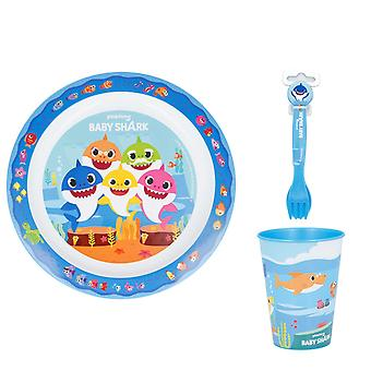Baby Shark Lunch Set