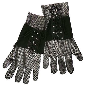 Knight Medieval Renaissance Men Costume Gloves