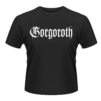 Gorgoroth Logo True Norwegian Black Metal Official Tee T-Shirt Mens Unisex