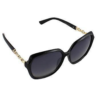 Solglasögon Ladies Square - Zwart2825_4