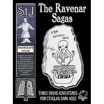 The Ravenar Sagas by Rios & Oscar