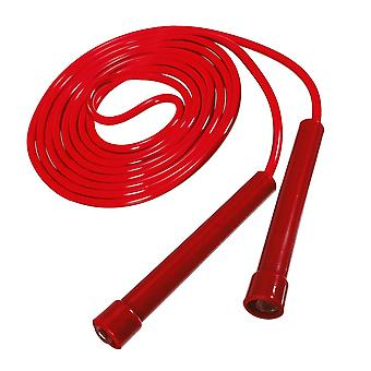 Exercise Fitness Gym Training Boxing Agility Speed Skipping Jump Rope 10' Red