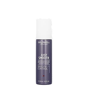 Goldwell Stylesign Just Smooth Smoothing Blow Dry Spray 200ml