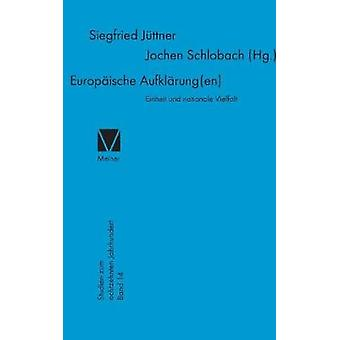 Europische Aufklrungen by Schlobach & Jochen