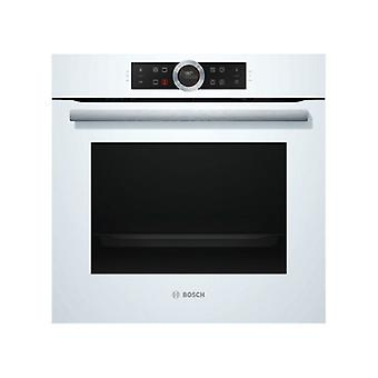 Pyrolytic Oven BOSCH HBG675BW1 71 L Display TFT 3650W White