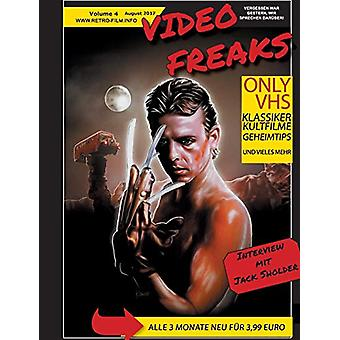Video Freaks Volume 4 by Stefan Bose - 9783744893282 Book