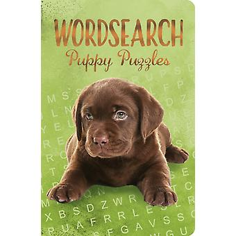 Puppy Puzzles Wordsearch by Saunders & Eric