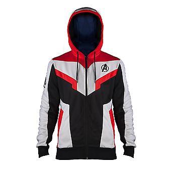 Officiële Avengers Quantum Suit mannen ' s hoodie
