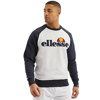 Ellesse Triviamo 8858 Sweat Top - Grå Marl