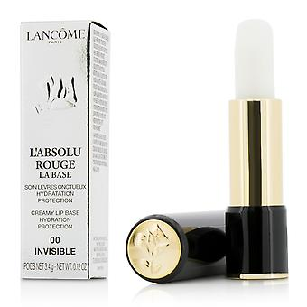 L' absolu rouge la base creamy lip base # 00 invisible 208103 3.4g/0.12oz
