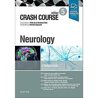Crash Course Neurology by Umesh Vivekananda - 9780702073854 Book