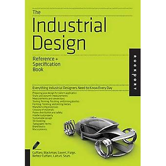 Industrial Design Reference  Specification Book by Dan Cuffaro