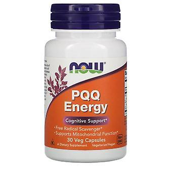 PQQ Energy (30 vegetarische Kapseln) - Jetzt Lebensmittel