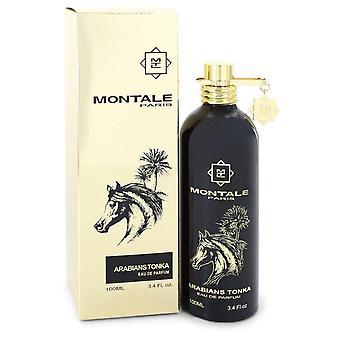 Montale Arabians Tonka Eau De Parfum Spray (Unisex) By Montale 3.4 oz Eau De Parfum Spray