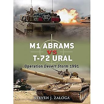 M1 Abrams vs T-72 Ural (Duel)