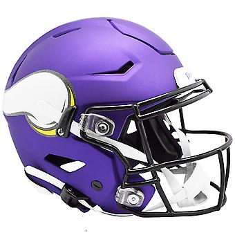 Riddell Authentic SpeedFlex Helm - NFL Minnesota Vikings
